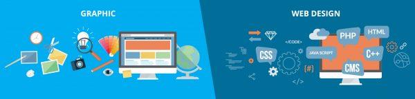 Graphic Design VS. Web Design