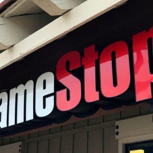 GameStop Shares Close Down At 60%