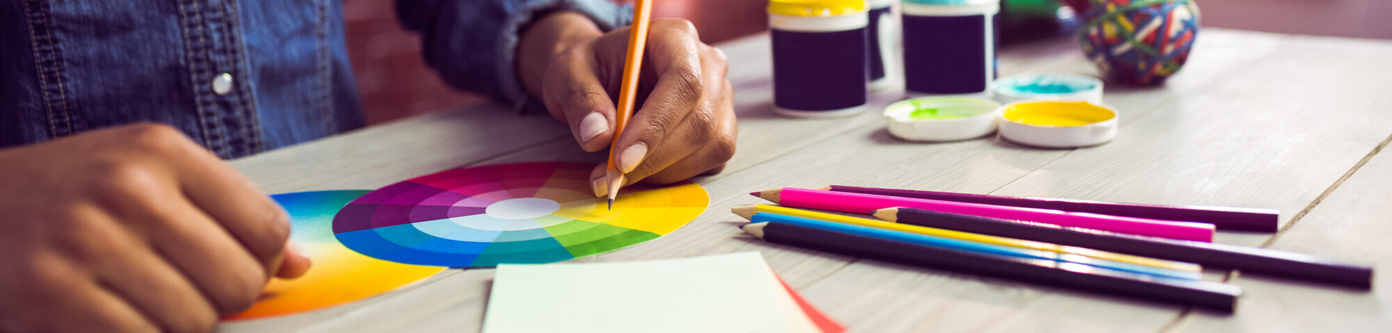 The Top 4 Questions About Graphic Design