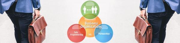 The Difference Between Proprietorship and General Partnership