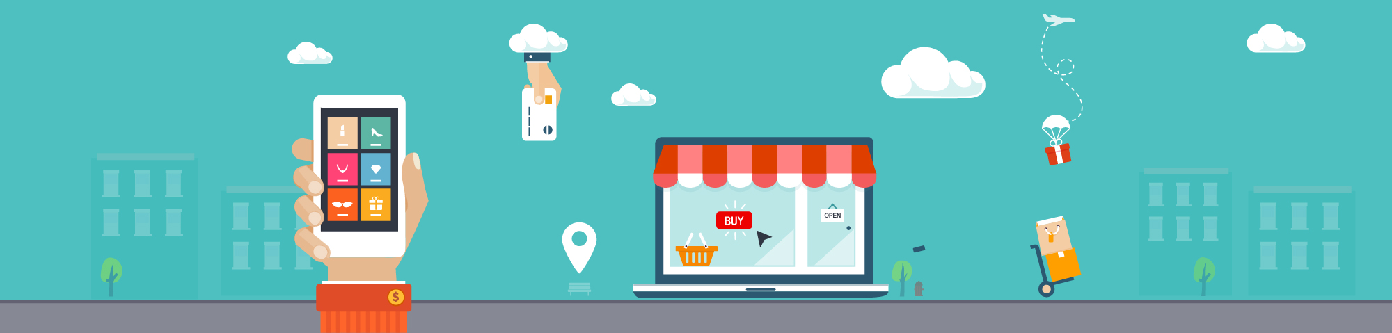 How To Switch From a Storefront to E-commerce